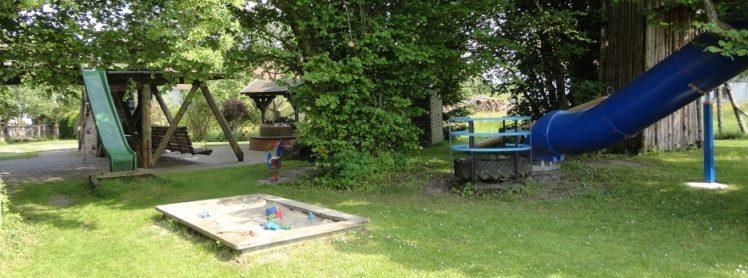 Spielplatz Feneberg Ferienhof